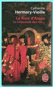 Image de Le Crépuscule des Rois, t. 1 - La rose d'Anjou