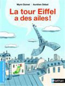 Image de La tour Eiffel a des ailes