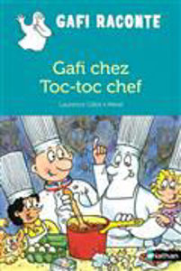 Image de Gafi chez Toc-Toc chef - Gafi raconte
