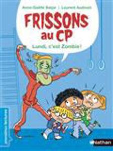 Image de Frissons au CP Lundi, c'est zombie !