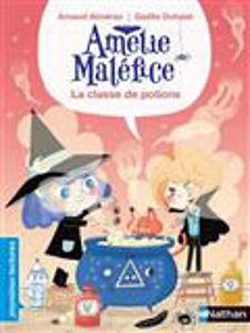 Image de Amélie Maléfice La classe de potions