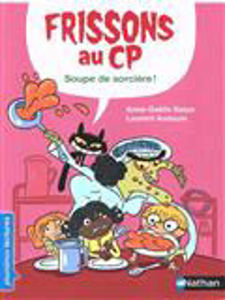 Image de Frissons au CP Soupe de sorcière !
