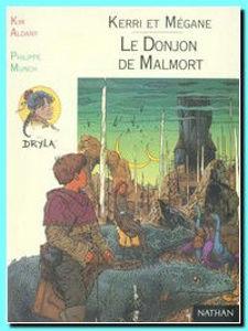 Image de Kerri et Mégane et Le donjon de Malmort