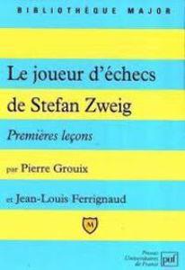 Image de Le Joueur d'échecs de Stefan Zweig
