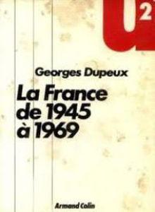 Image de La France de 1945 à 1969