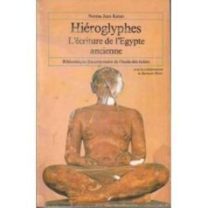 Image de Hiéroglyphes. L'Ecriture de l'Egypte ancienne