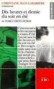 Image de Dix Heures et demie du soir en été de Marguerite Duras