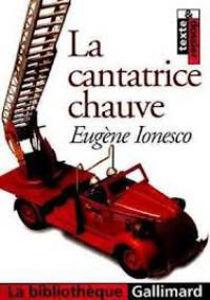 Image de La Cantatrice chauve d'Eugène Ionesco