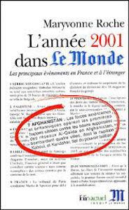 Image de L'année 2001 dans Le Monde