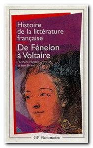 Image de De Fénelon à Voltaire - Histoire de la littérature française t.5