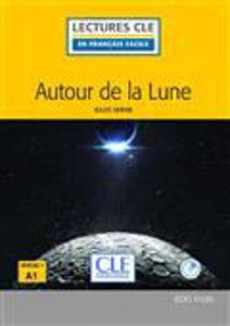 Image de Autour de la lune - niveau 1 (DELF A1)