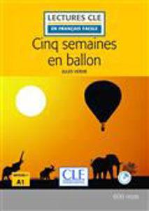 Image de Cinq semaines en ballon - niveau 1 (DELF A1)