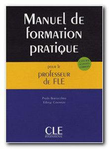 Image de Manuel de formation pratique pour le professeur de FLE