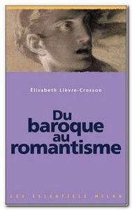 Image de Du baroque au romantisme
