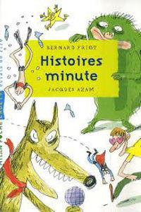 Image de Histoires minute