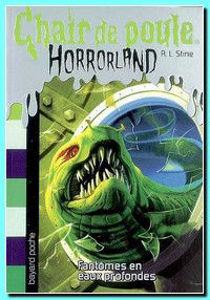 Image de Fantômes en eaux profondes .Horrorland 2.