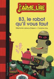 Image de B3, le robot qu'il vous faut