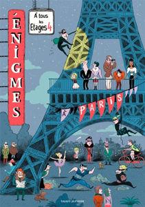 Image de Enigmes à tous les étages Volume 4, A Paris