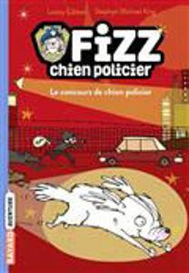Image de Fizz, chien policier Volume 1, Le concours de chien policier