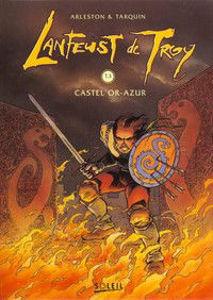 Image de Lanfeust de Troy Volume 3, Castel Or-Azur