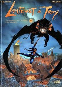 Image de Lanfeust de Troy Volume 7, Les Pétaures se cachent pour mourir