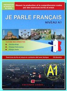 Image de Je parle français niveau A1 - exercices en contexte réel avec lexique