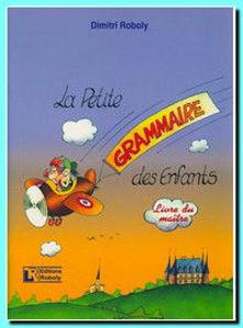 Image de La Petite Grammaire des Enfants 1 & 2 Corrigés