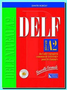 Image de Delf A2 - Nouvelle formule - livre de l'élève