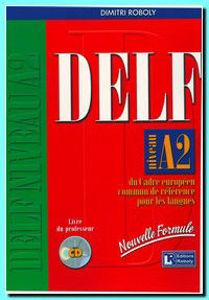 Image de Delf A2 -Nouvelle formule - Livre du professeur (corrigés)