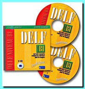 Image de Delf B1 - Nouvelle formule - double CD audio