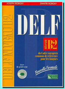 Image de Delf B2- Nouvelle Formule - Livre du Professeur