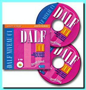 Image de DALF C1 - Nouvelle formule - 2 CD audio