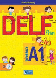 Image de DELF Prim A1.1 - livre élève
