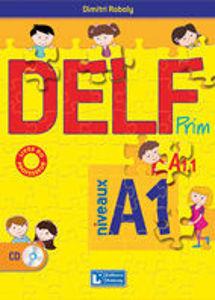 Image de DELF Prim A1.1 - corrigés