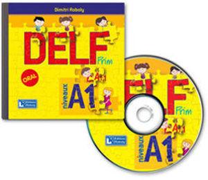 Image de DELF Prim A1.1 - CD audio