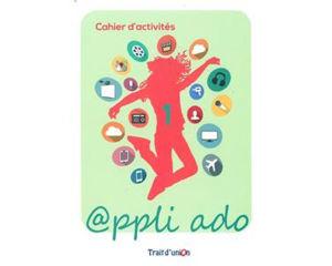 Image de  @PPLI ADO 1 CAHIER D'ACTIVITES