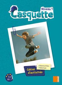 Image de Casquette 1 - cahier d'activités (DELF A2/B1.1)