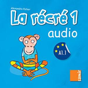 Image de La récré 1 - Audio (DELF A1.1)