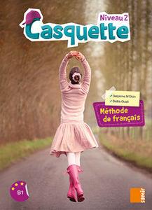 Image de Casquette 2 - livre de l'élève (DELF B1)