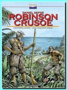 Image de Robinson Crusoé - Romans de toujours en BD