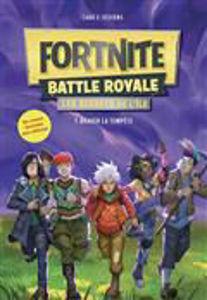 Image de Fortnite Battle Royale : les secrets de l'île Volume 1, Braver la tempête