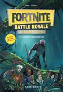 Image de Fortnite Battle Royale : les secrets de l'île Volume 2, Le complot extraterrestre