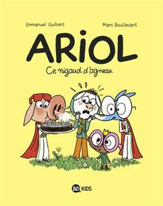 Image de Ariol Vol. 14, Ce nigaud d'agneau