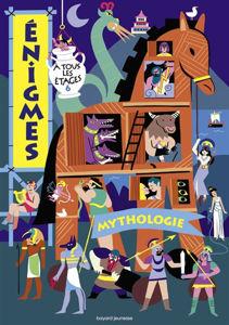 Image de Enigmes à tous les étages Volume 6, Mythologie