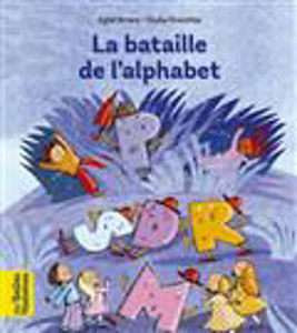 Image de La bataille de l'alphabet