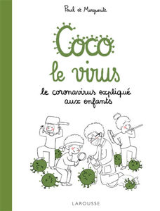 Image de Coco le virus : le coronavirus expliqué aux enfants