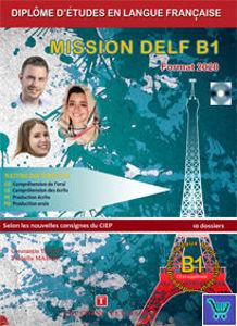 Image de Mission DELF - Niveau B1 - Pack prof (livre élève + corrigés + CD audio)