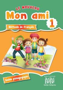Image de Le nouveau Mon Ami 1 - guide pédagogique et CD audio