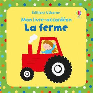 Image de La ferme : mon livre-accordéon