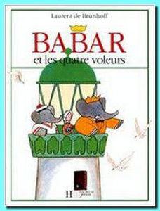 Image de Babar et les quatre volleurs